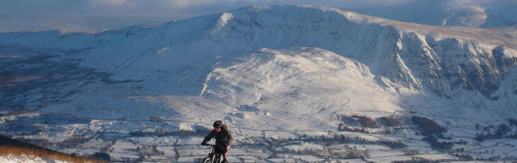 Mountain Biking Cumbria
